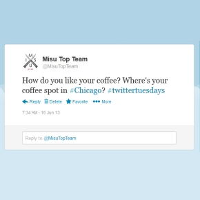 #twittertuesdays