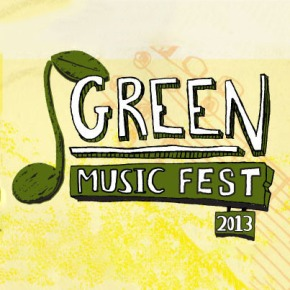 Chicago Green Music Fest 2013